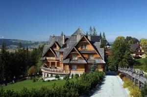 maison en bois 1