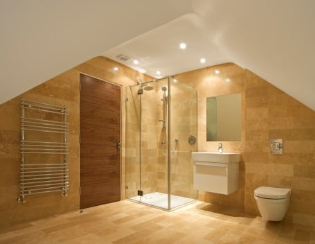 Les normes électriques dans la salle de bain