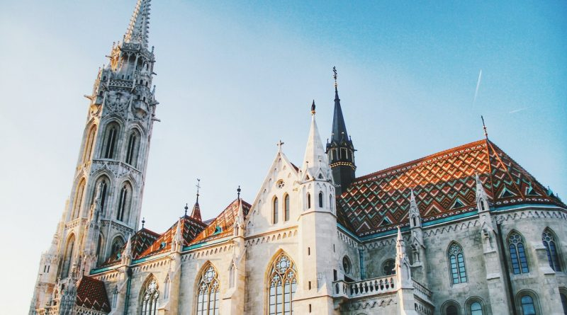 Cathédrale de Budapest